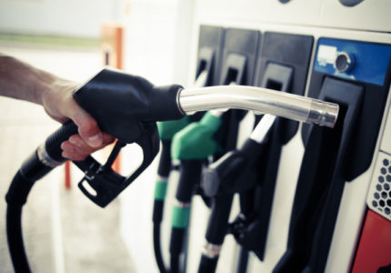 business fuel costs