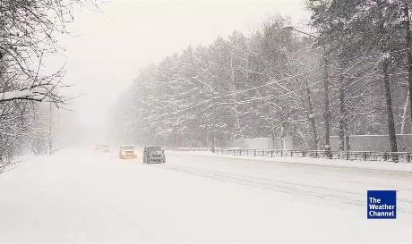 Winter Storm May Hit North-East