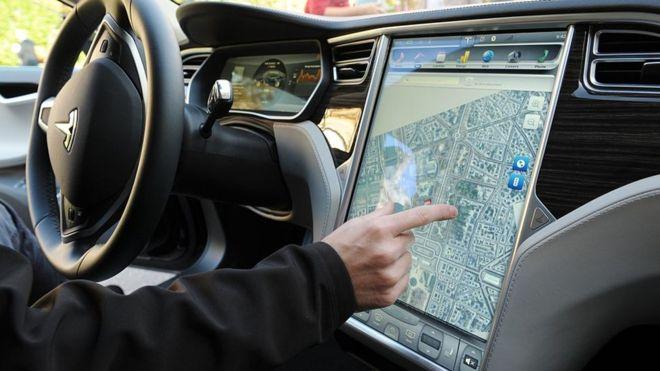 Tesla and Nvidia shares