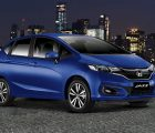 The Honda Jazz
