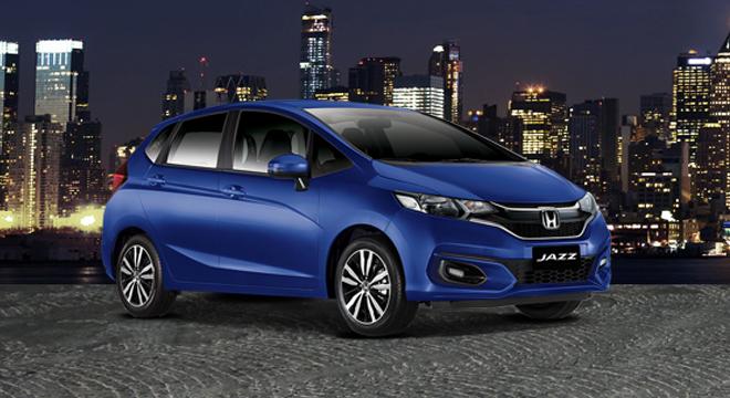The Honda Jazz
