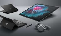 The Microsoft Surface event
