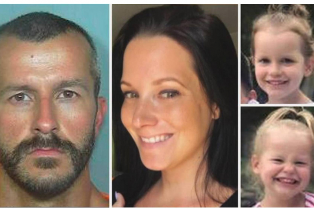 Chris Watts Killing his family