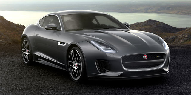 Jaguar F Type Checkered Flag Edition Marks 70 Years Of Sports Cars
