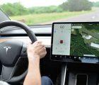 Tesla tests Autopilot