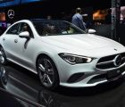 2020 Mercedes-Benz CLA 250