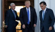 Romney Blasts Trump