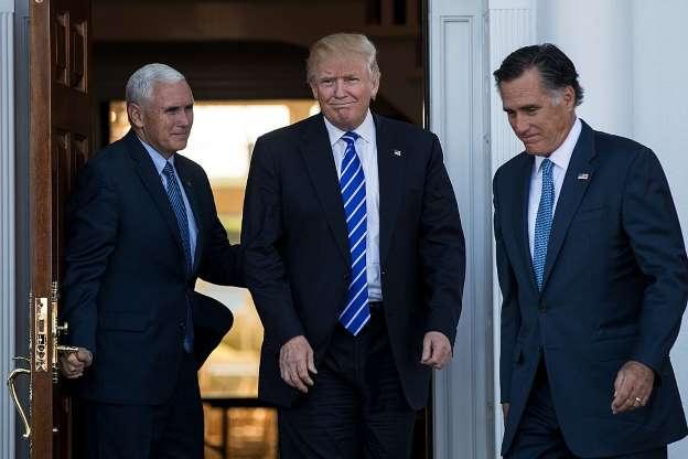 Romney Blasts Trump
