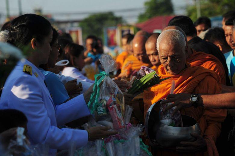 Thailand monks killed