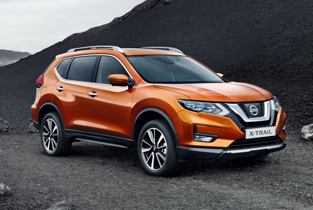 Nissan New X-Trail
