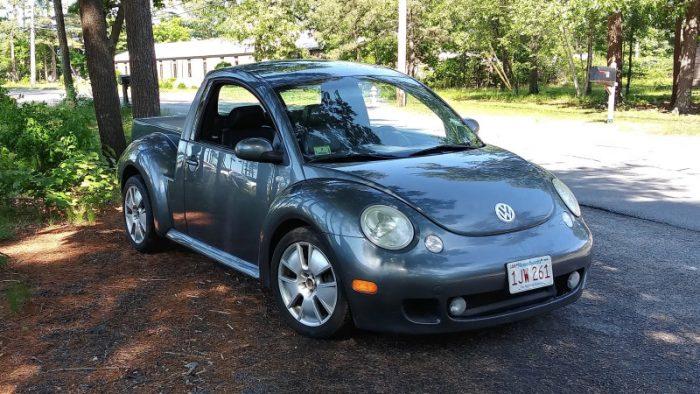 VW Beetle Truck