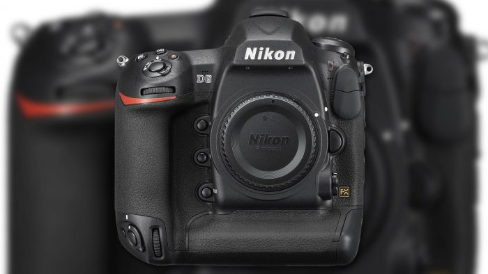 Nikon Beastly D6