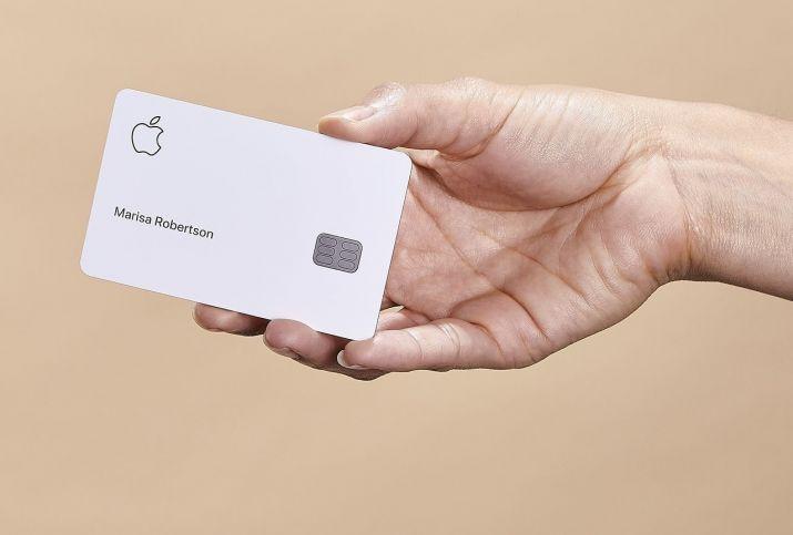 Apple's 'sexist' credit card