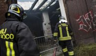 Italian Firefighters Killed