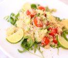 Change Your Pasta For Quinoa