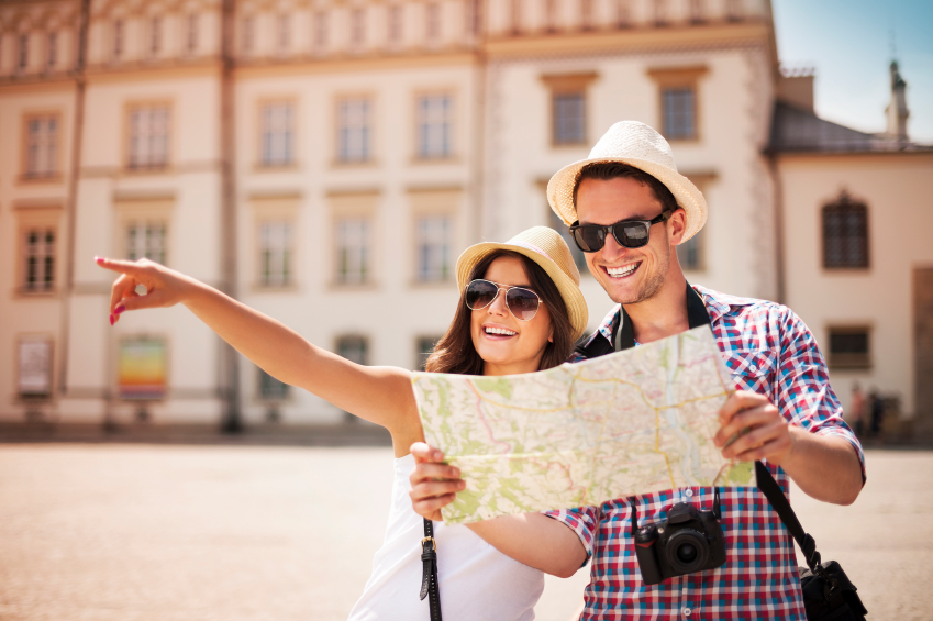 Traveling For The First Time As A Couple
