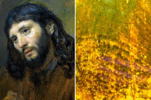 Fingerprints Of Rembrandt