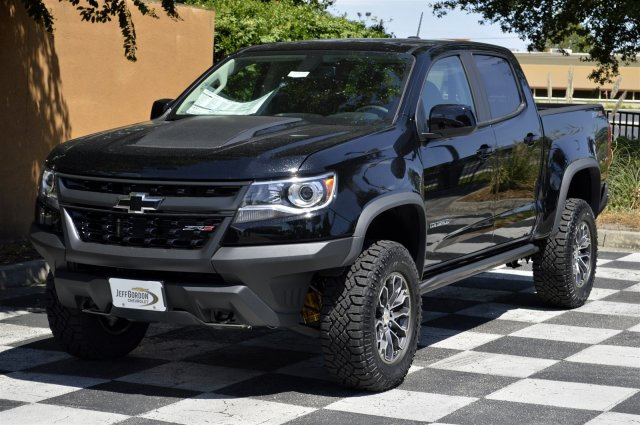 The 2019 Chevrolet Colorado ZR2 Bison Is GM's Most Capable ...
