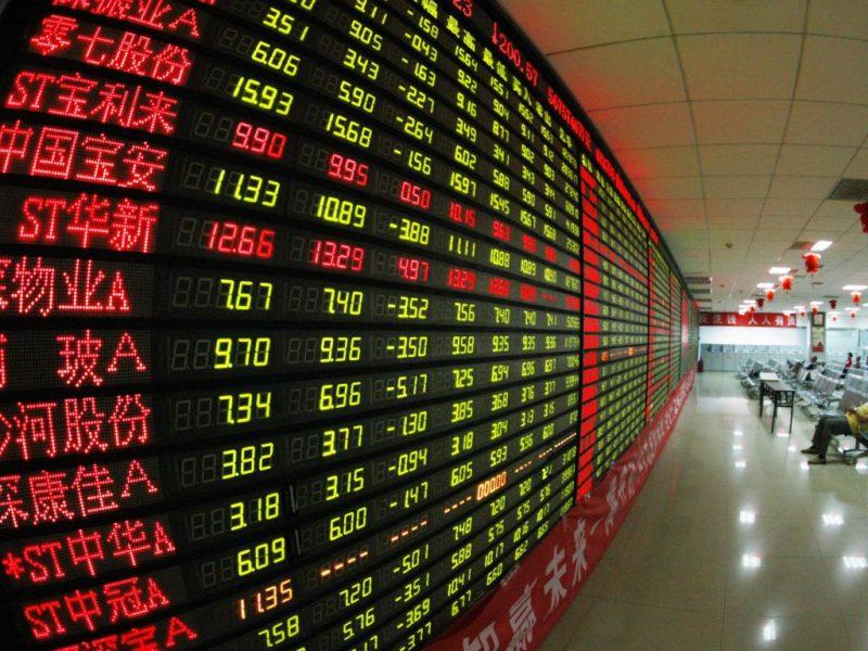 Chinese Economy Growth
