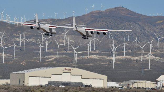 world largest aeroplane