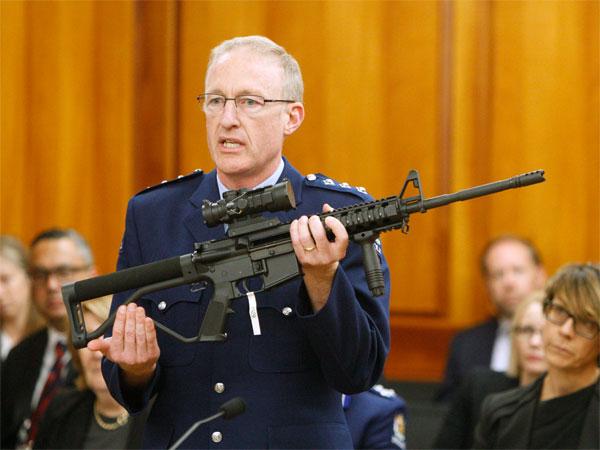 New Zealand launches gun buy