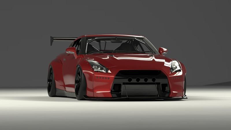 Nissan R35 GT-R