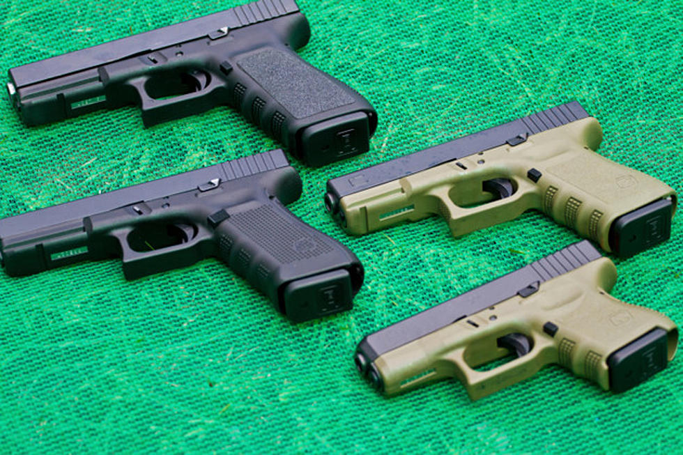 Buying a New Handgun